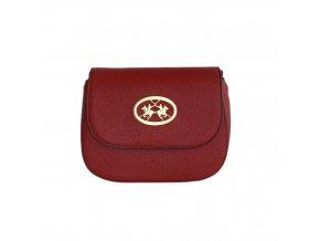LA MARTINA kabelka červená (4)