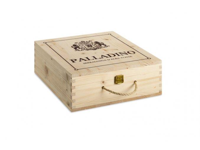 Box 3 lahve, Palladino