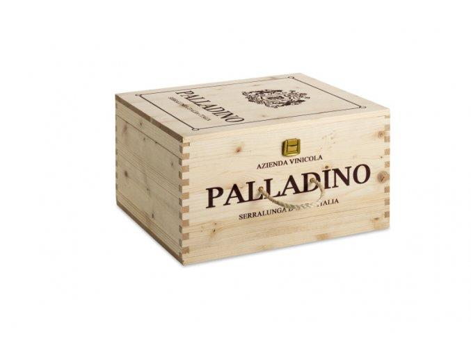 Box 6 lahví, Palladino