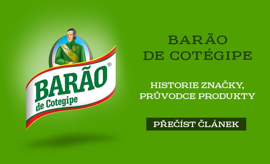 Yerba maté Barao de Cotégipe: Tvůrci zeleného maté. Představení značky a průvodce produkty