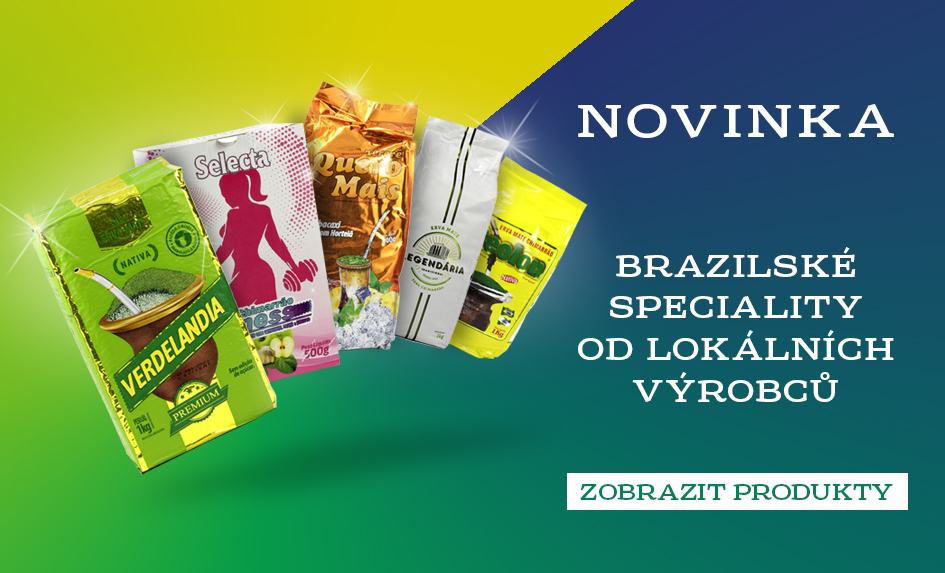 Už jste ochutnali brazilské speciality?