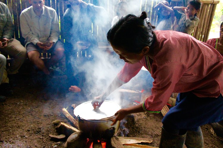 Guayusa—preparation