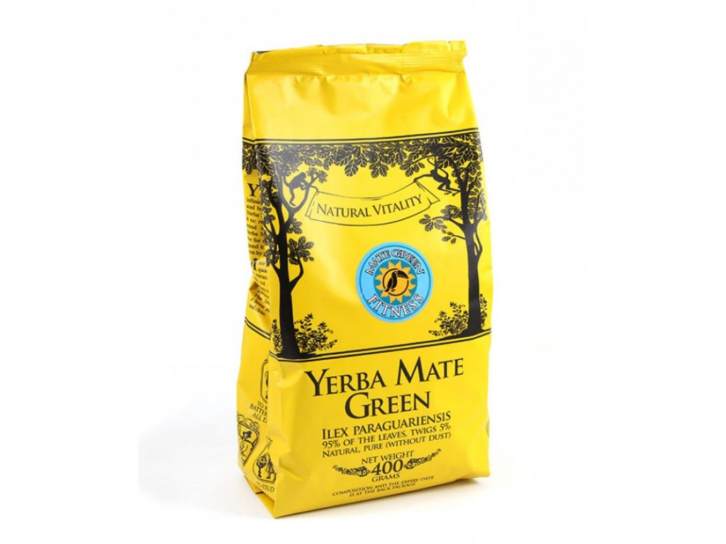 Yerba Maté / Mate green Fitness - 400 g
