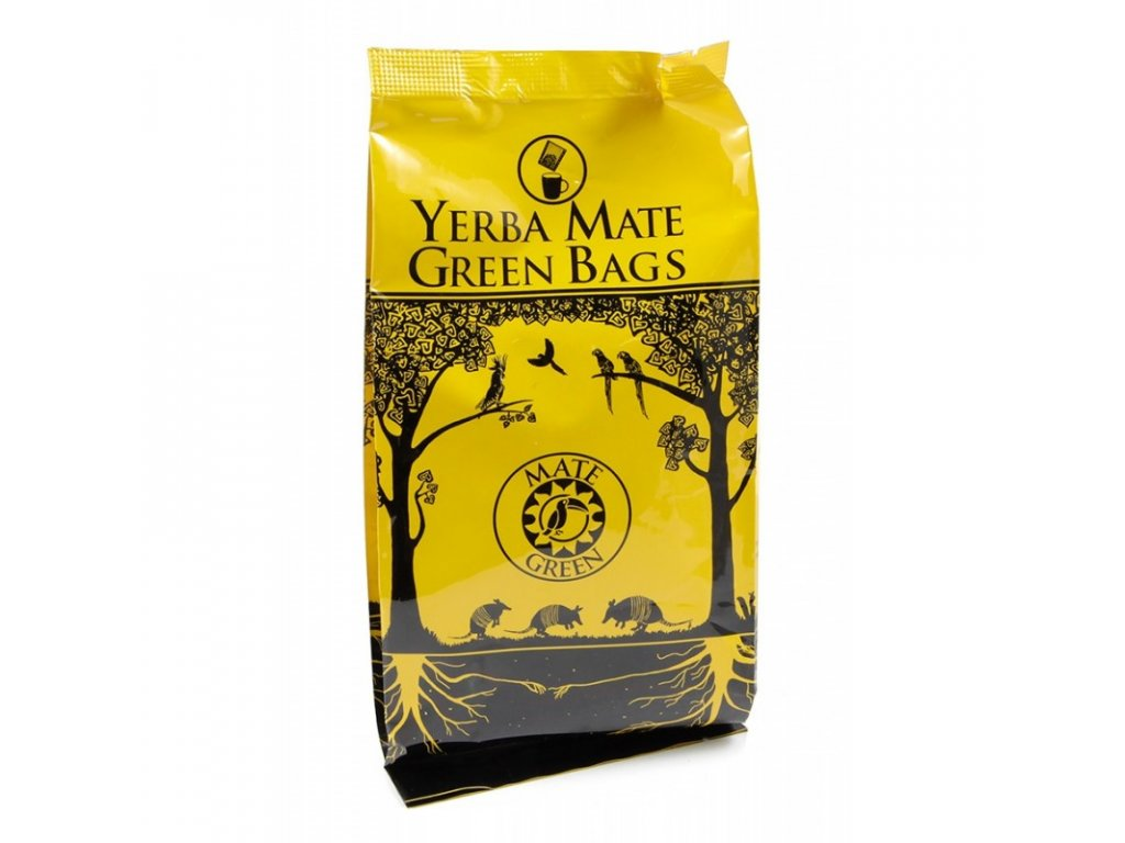 Yerba Maté Green Despalada 7x10g big teabag