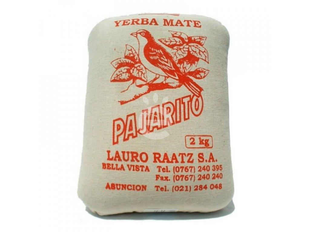 Yerba Maté / Pajarito Tradicional ve lněném sáčku - 2000 g