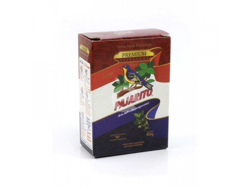 Yerba Maté / Pajarito Premium Despalada - 40 g