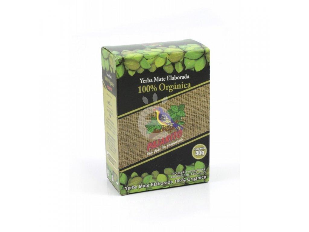 Yerba Maté / Pajarito 100% organica - 40 g