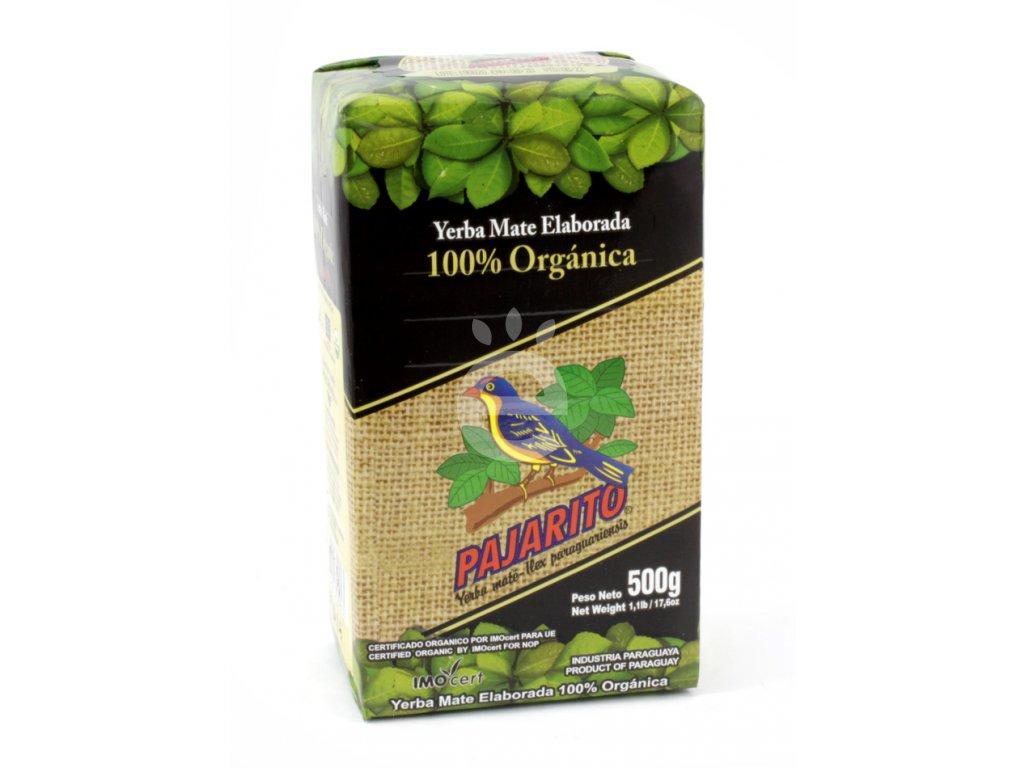 Yerba Maté / Pajarito 100% organica - 500 g