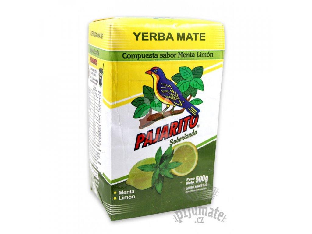 Yerba Maté / Pajarito menta limon - 500 g