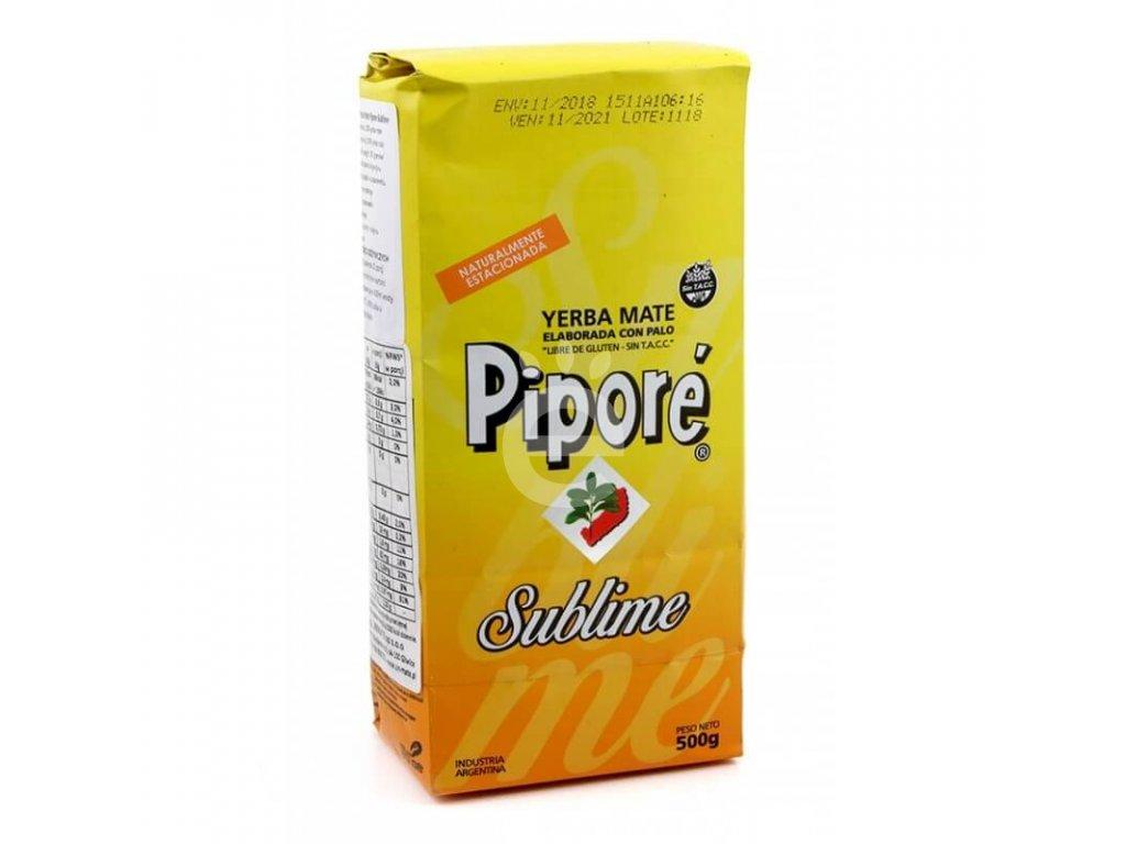 Yerba Maté / Piporé Sublime - 500g
