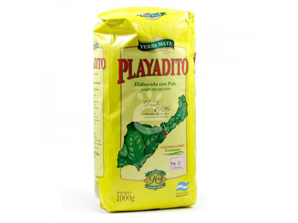 Yerba Maté / Playadito con palo - 1000 g