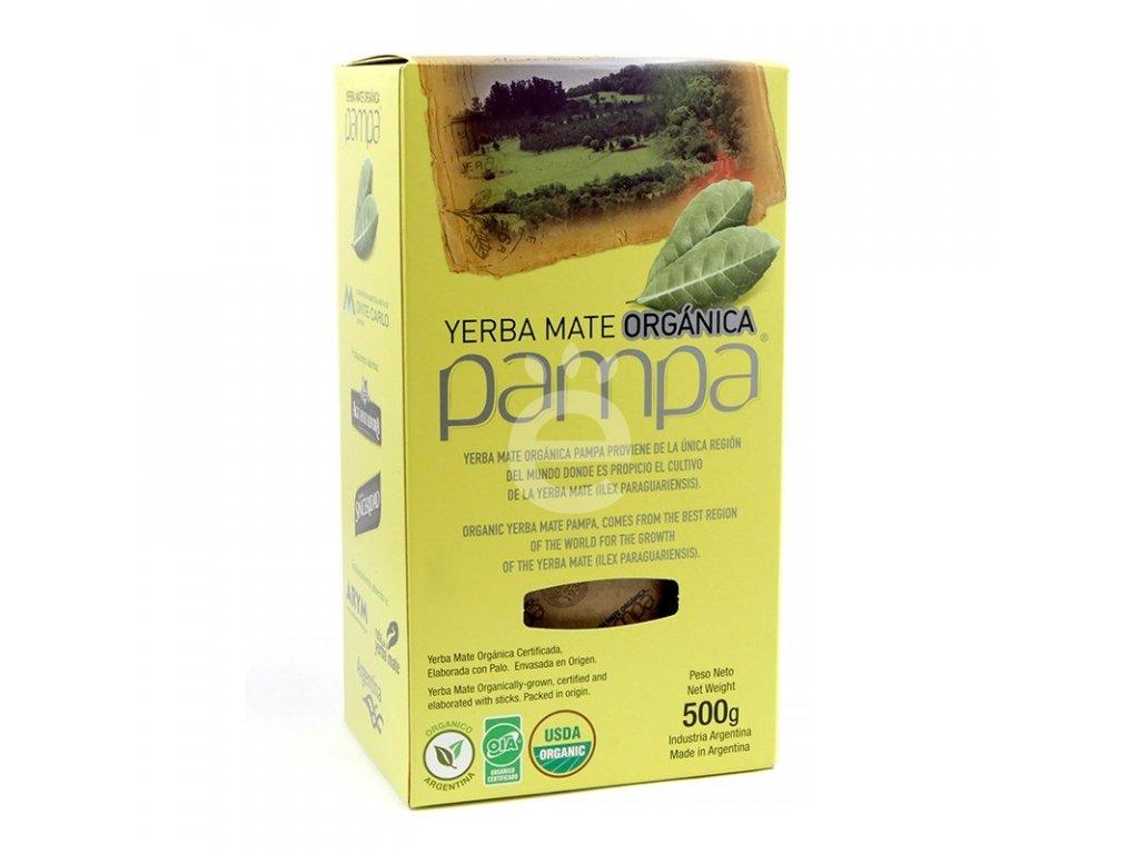 Yerba Maté / Pampa Organic - 500 g