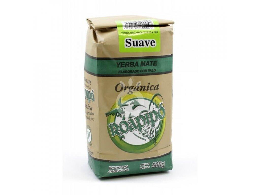 Yerba Maté / Roapipo Organica Suave - 500 g
