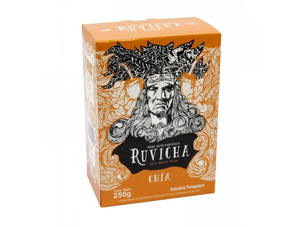Yerba Maté / Ruvicha Chia - 250 g