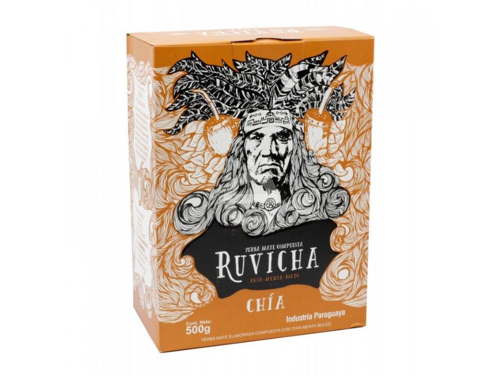 Yerba Maté / Ruvicha Chia - 500 g