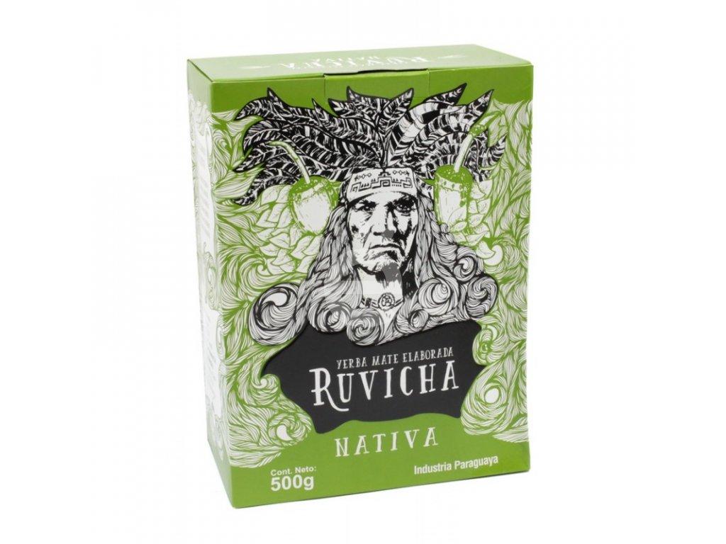 Yerba Maté / Ruvicha Nativa - 500 g