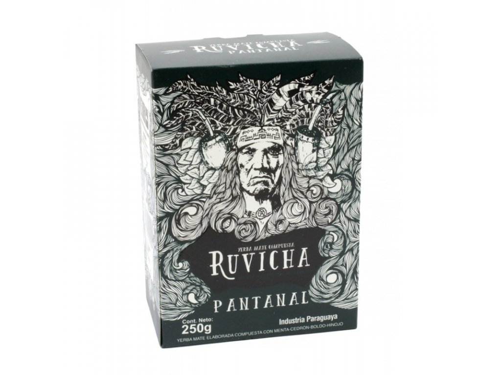 Yerba Maté / Ruvicha Pantanal - 250 g