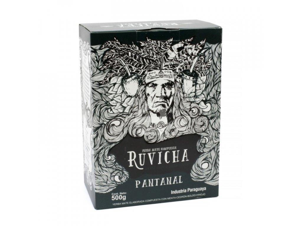 Yerba Maté / Ruvicha Pantanal - 500 g