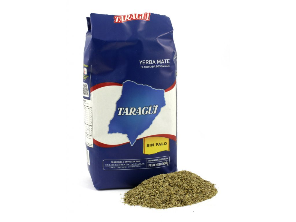 Yerba Maté / Taragui sin palo - 500 g