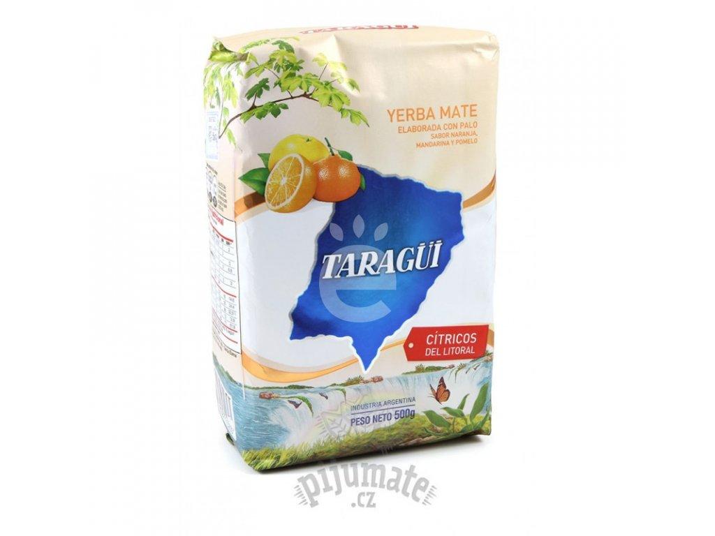 Yerba Maté / Taragui citrusové plody - 500 g