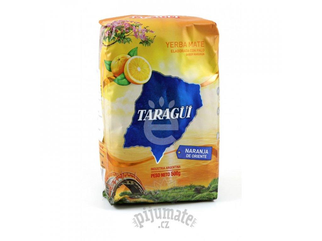 Yerba Maté / Taragui pomeranč - 500 g