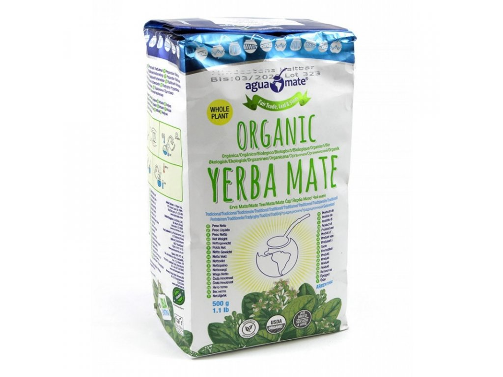 Yerba Maté / Aguamate Organic - 500 g