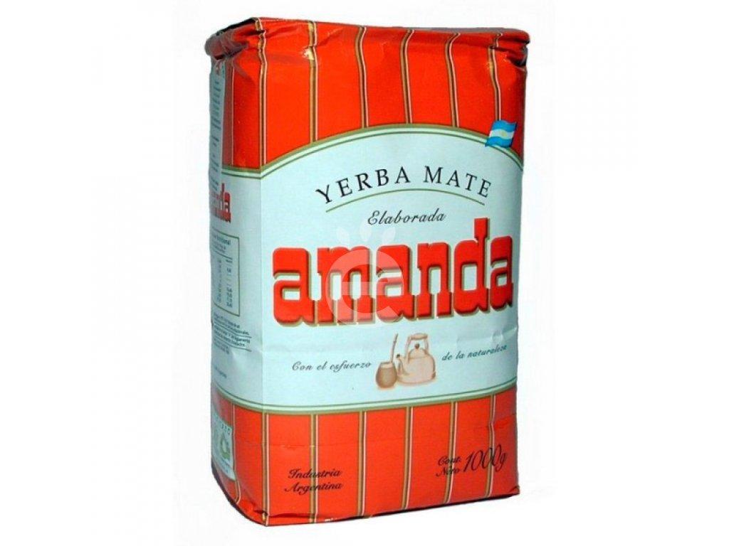 Yerba Maté / Amanda klasik - 1000 g