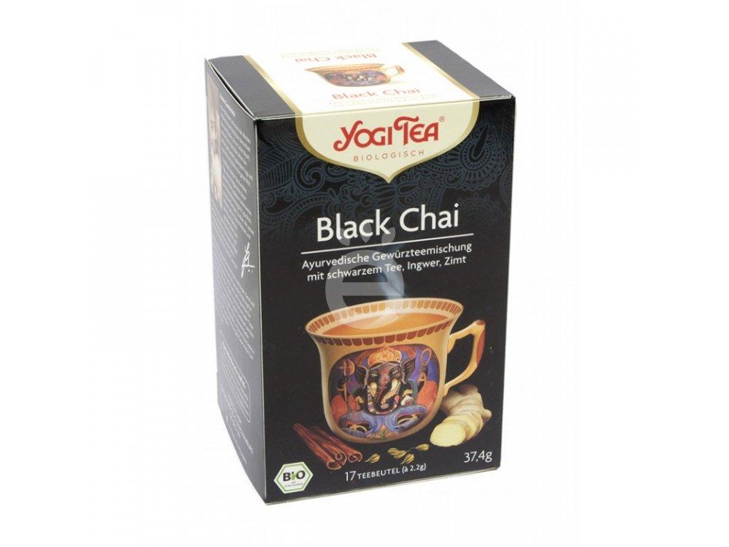 Yogi Tea - Black Chai BIO