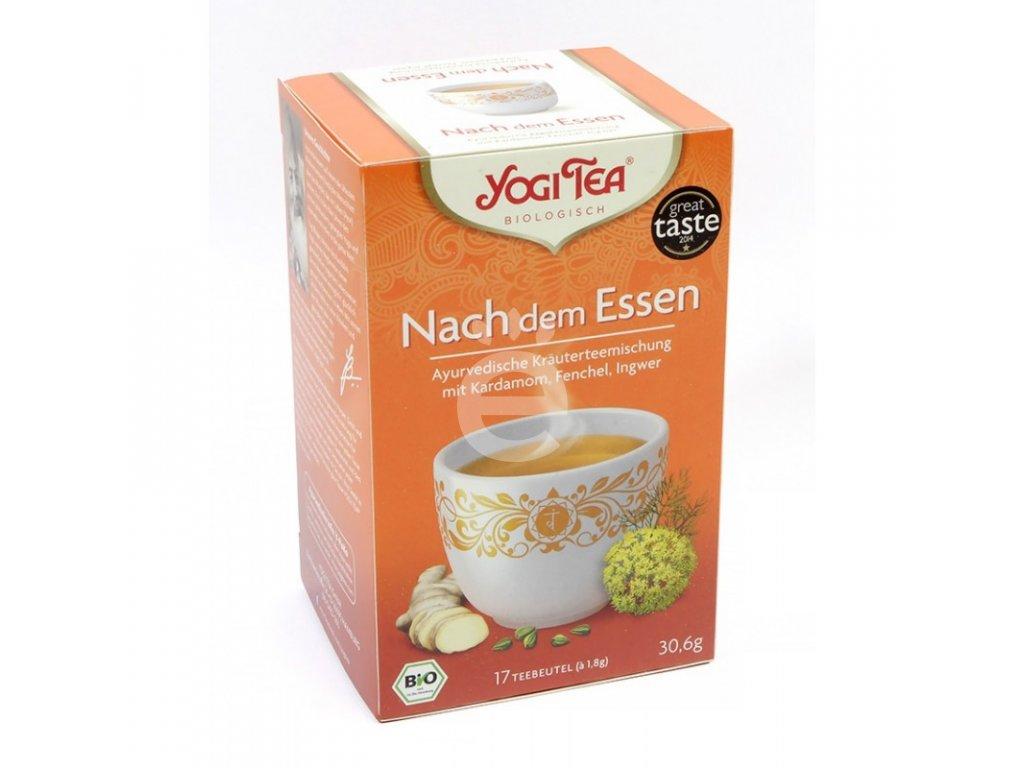Yogi Tea - Stomach Ease (lehký žaludek)BIO