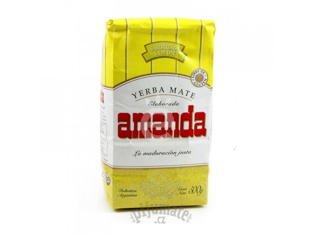 Yerba Maté / Amanda citron - 500 g