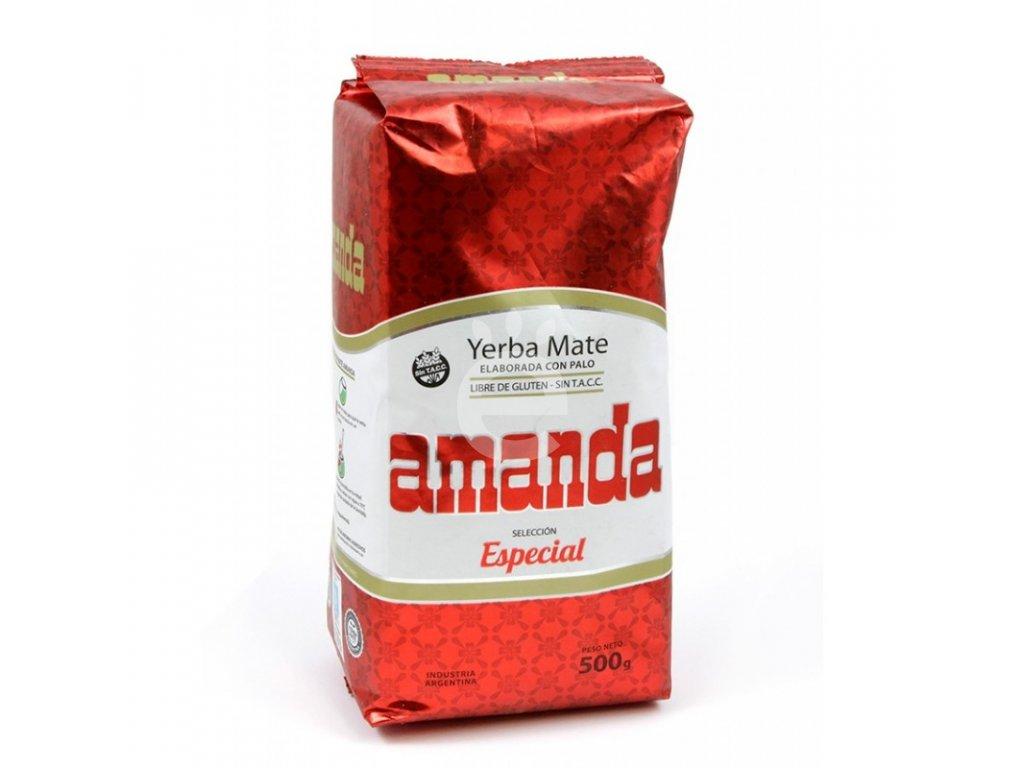 Yerba Maté / Amanda Selection Especial - 500 g