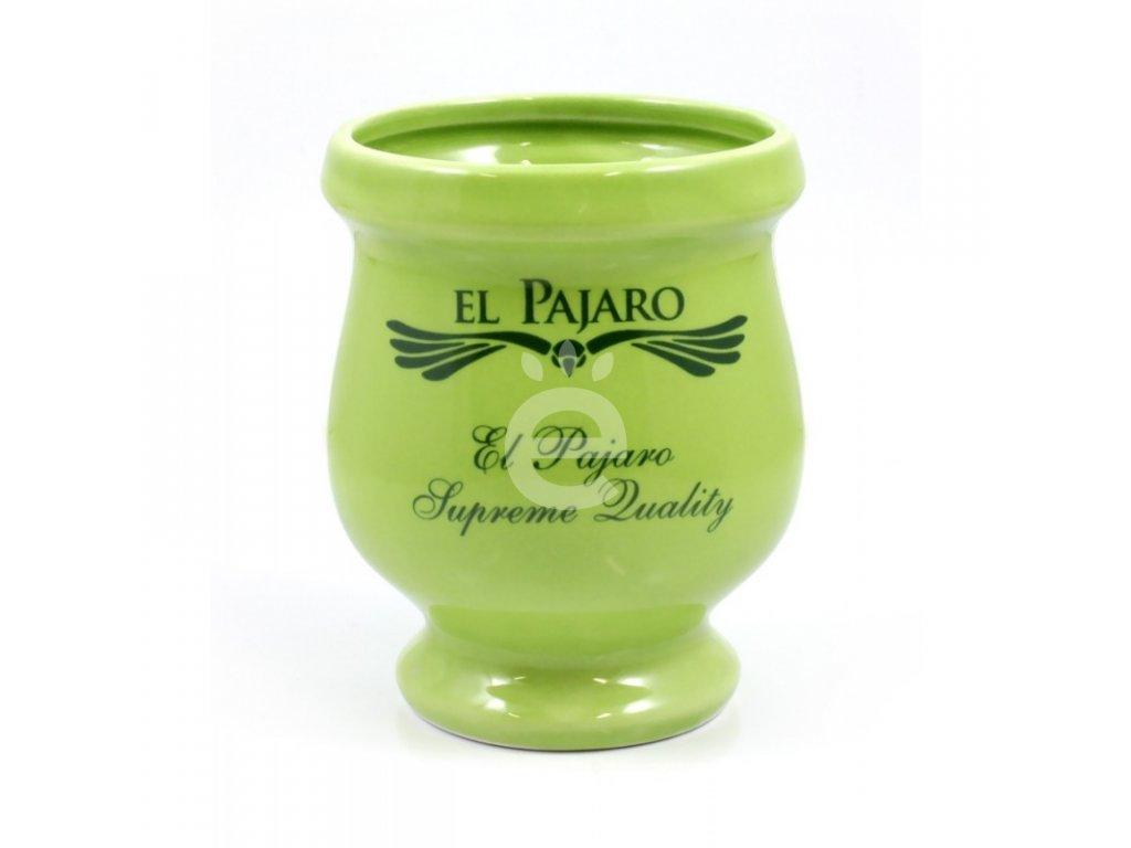 Keramické matero zelené El Pajaro / KA-71