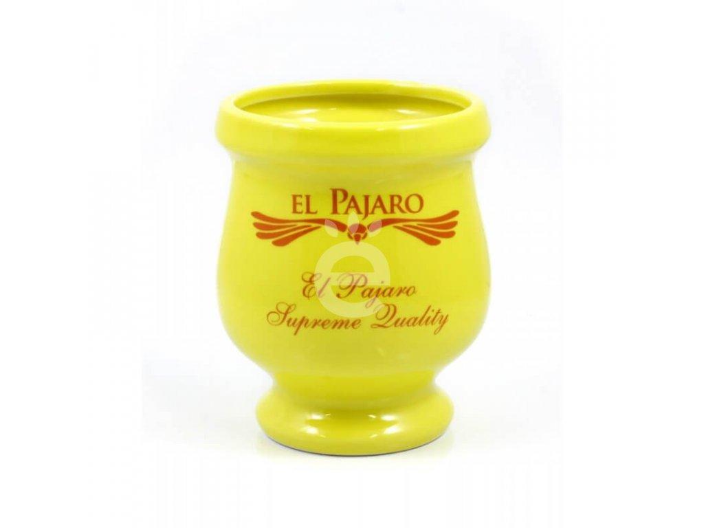 Keramické matero žluté El Pajaro / KA-72