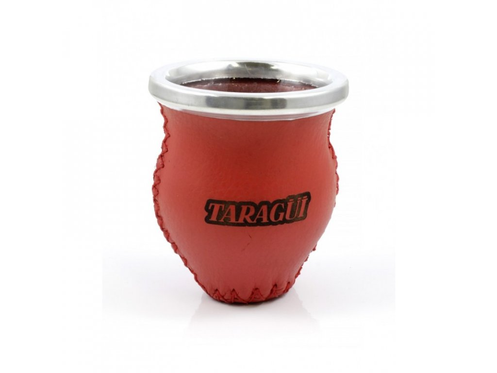 Matero Skleněné Taragui - Červená