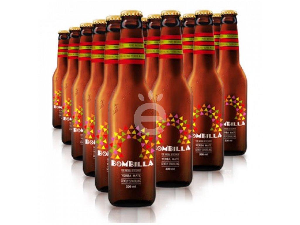 Energetický nápoj Bombilla - 12 Ks (12 x 330 ml)