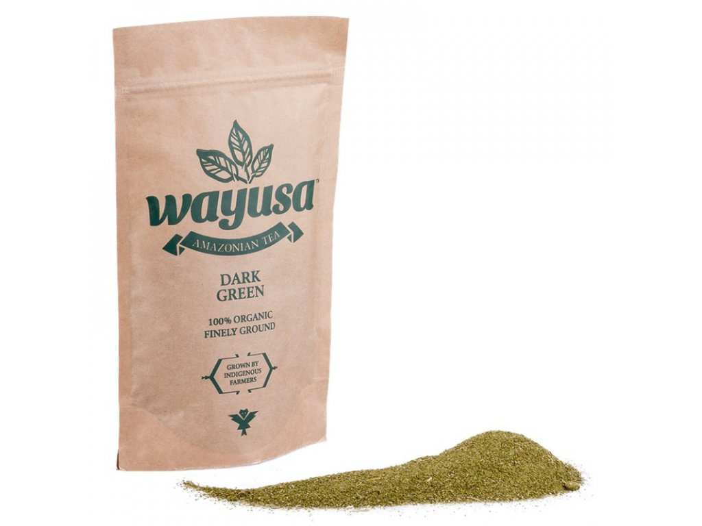 Wayusa - Dark Green - 100g