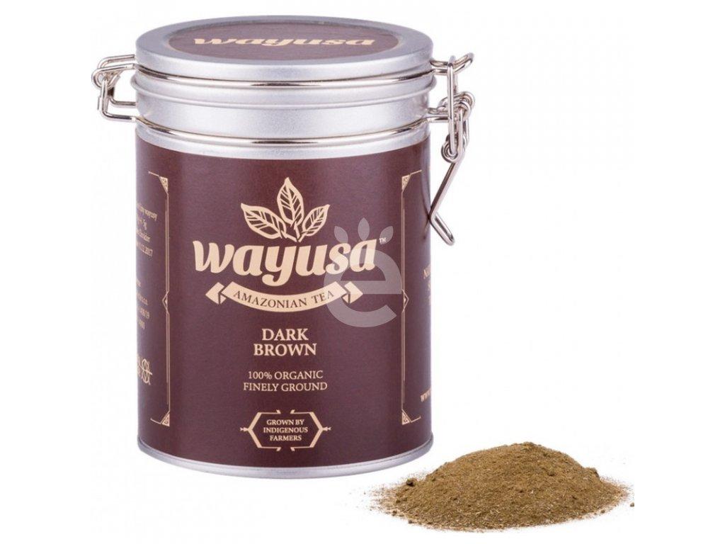 Wayusa - Dark Brown - Dóza - 150 g