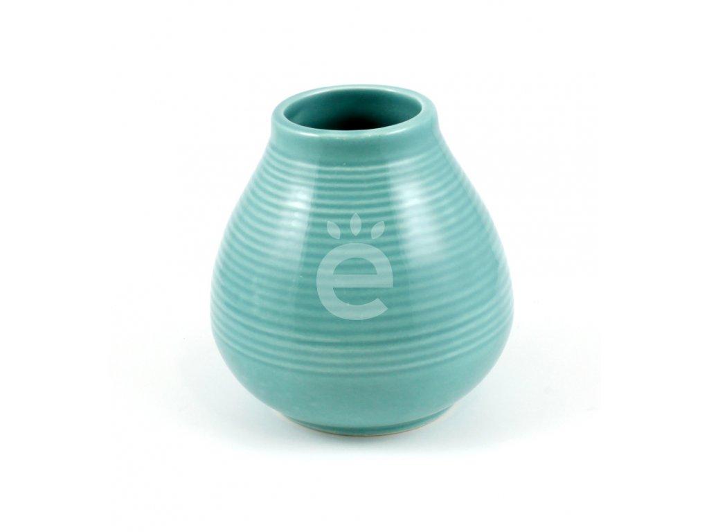 kalabasa keramika tyrkys vroubky P KA 46