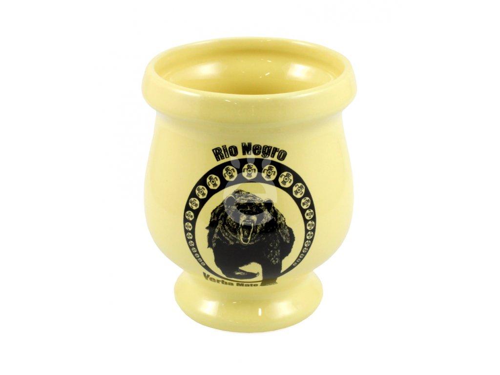 poharek keramika rio negro bananova P KA 74