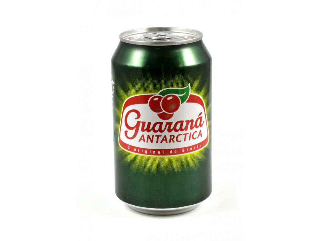 guarana antartica plechovka