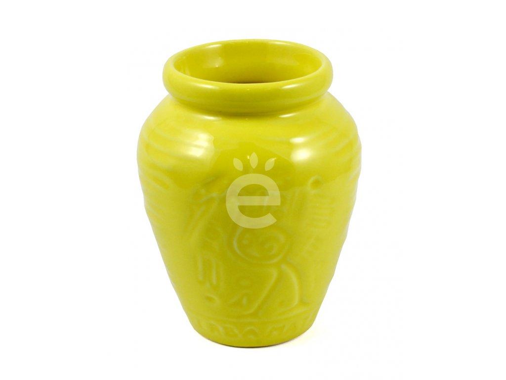 kalabasa keramika zluta P KA 67