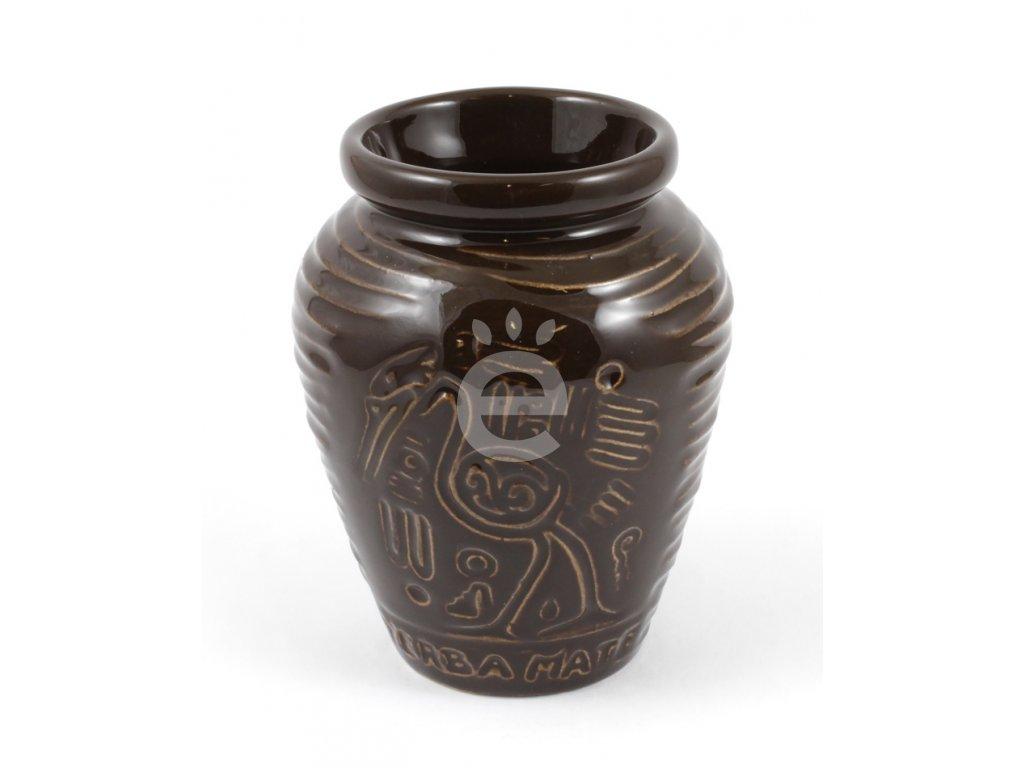 kalabasa keramika hneda P KA 68