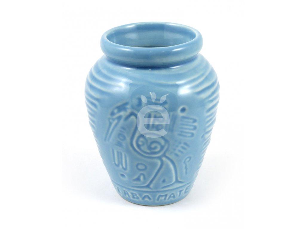 kalabasa keramika modra P KA 69