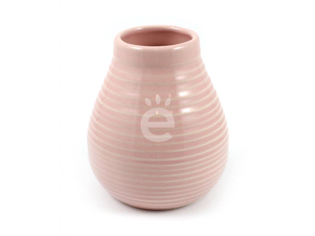 kalabasa keramika vroubkovana losos P KA 71