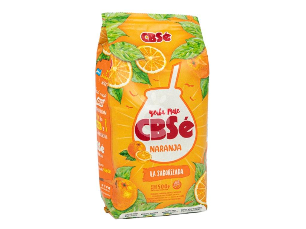 Yerba Maté / CBSE pomeranč  - 500 g