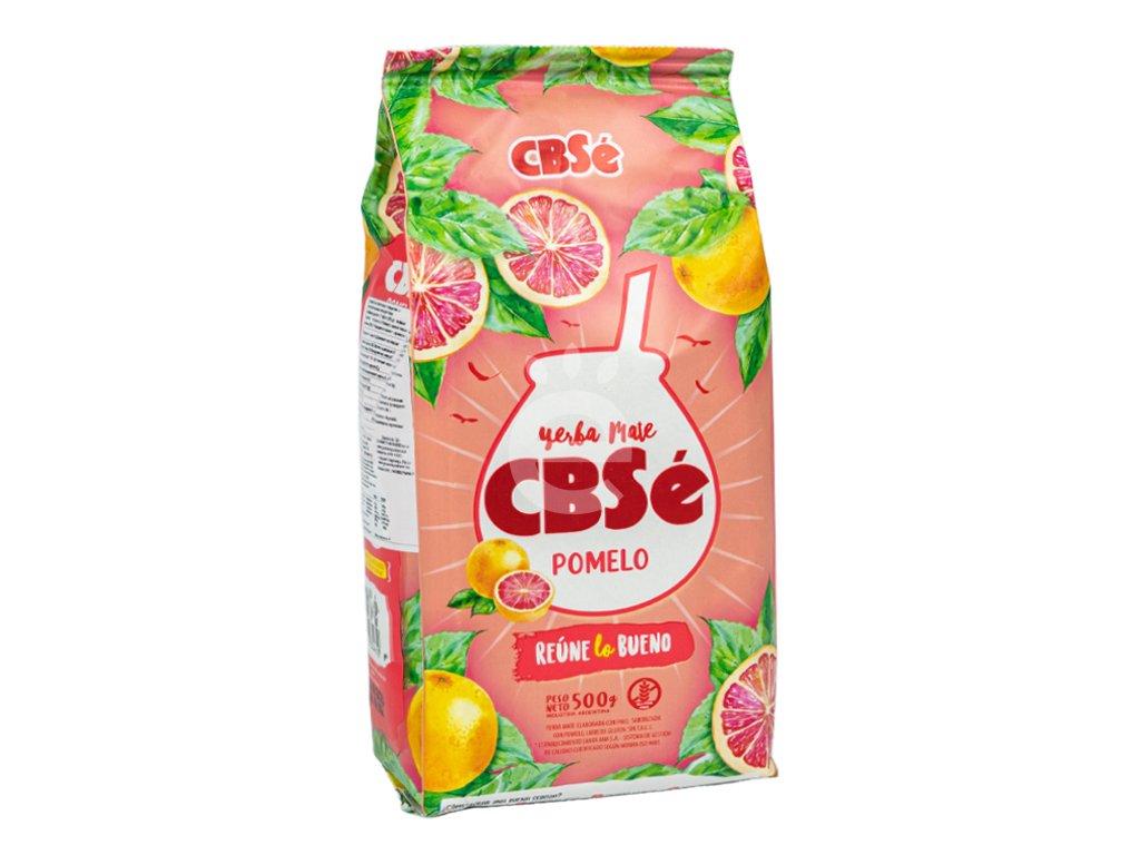 Yerba Maté / CBSE pomelo - 500 g