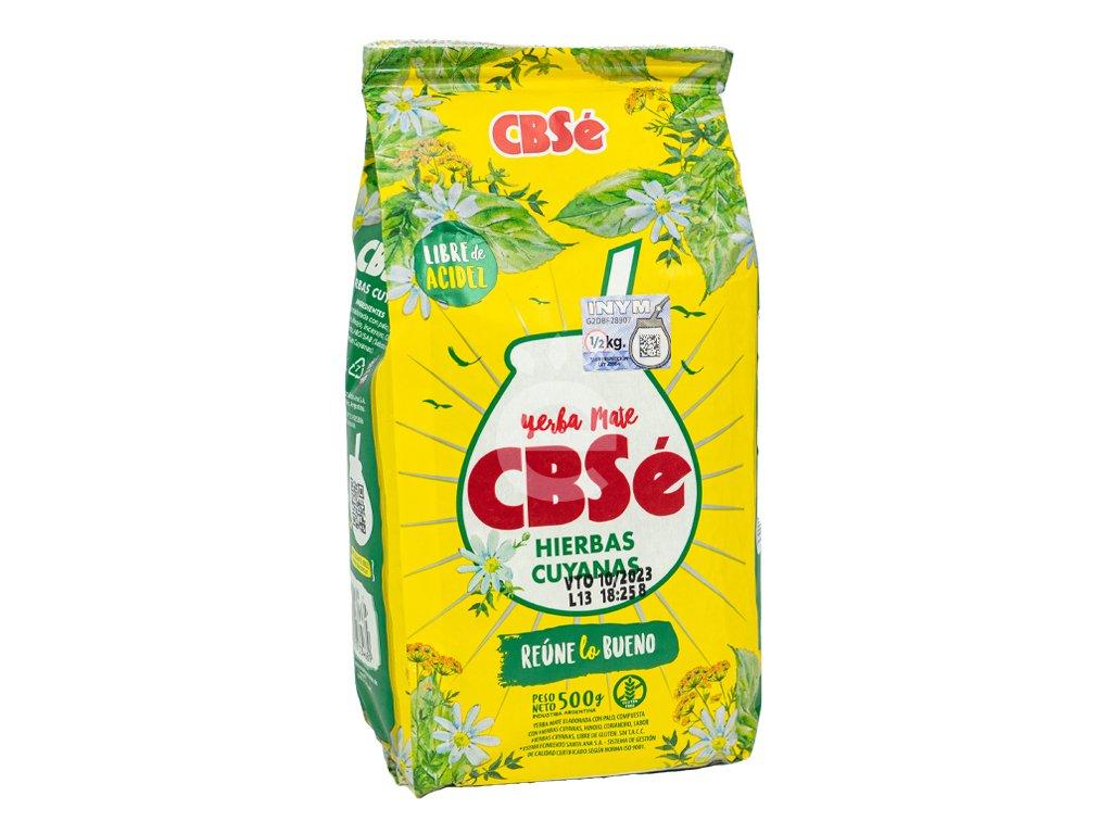 Yerba Maté / CBSE Hierbas Cuyanas - 500 g