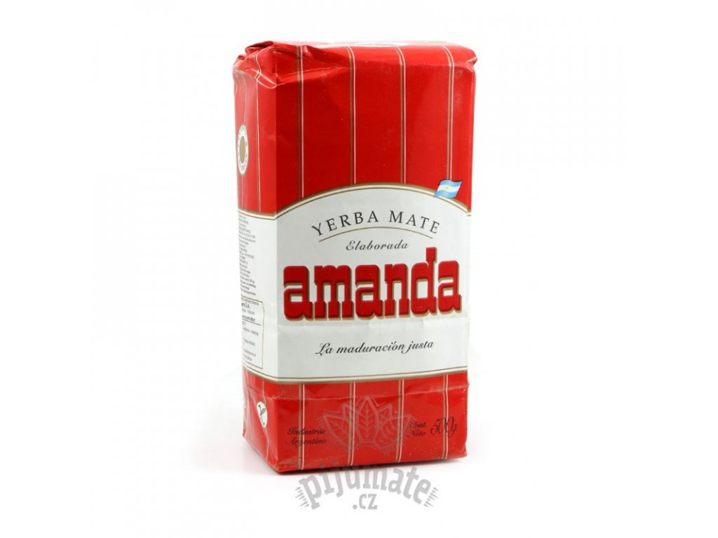 Yerba Maté / Amanda klasik - 100g VZOREK