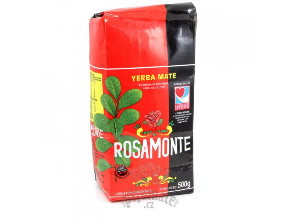 Yerba Maté / Rosamonte Traditional - 100g VZOREK