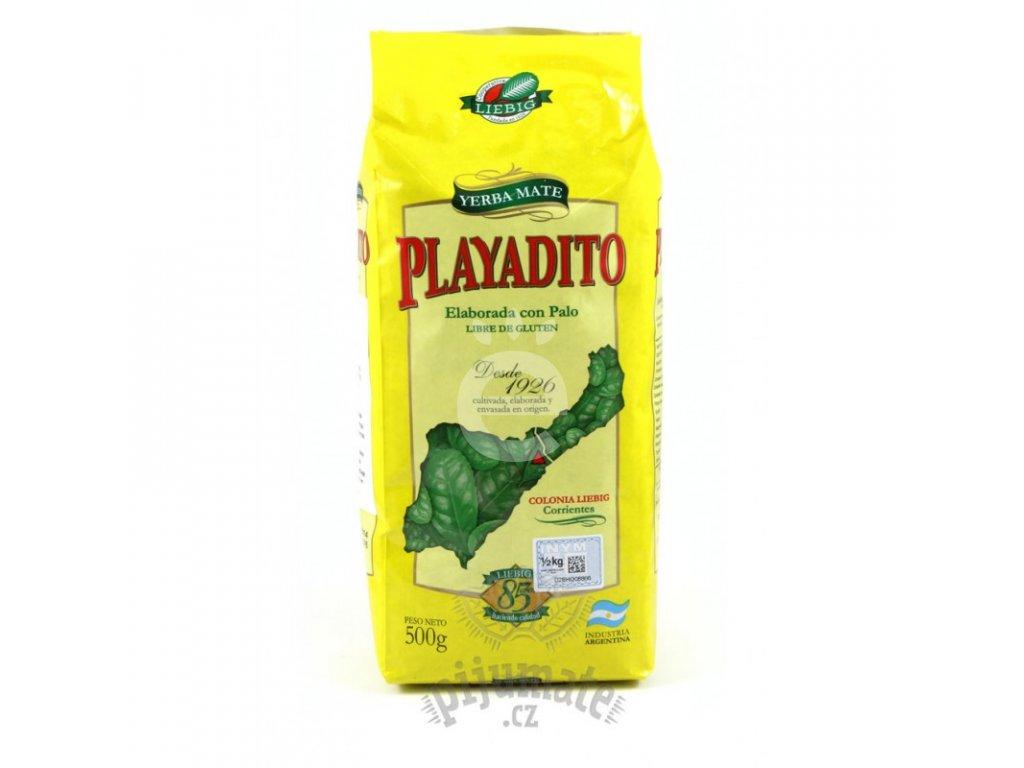 Yerba Maté / Playadito con palo - 100g VZOREK